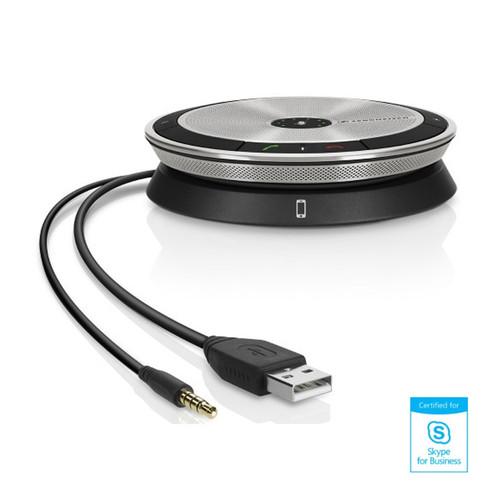 Sennheiser SP 20 MS USB & Mobile Speakerphone - Skype for Business