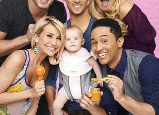 WOO-HOO!!  Baby Daddy Nomination!!