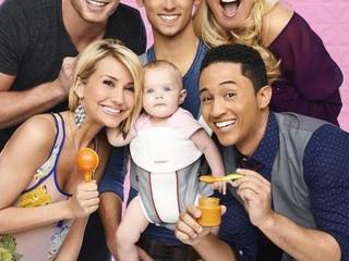 WOO-HOO!!  Baby Daddy Nomination!!