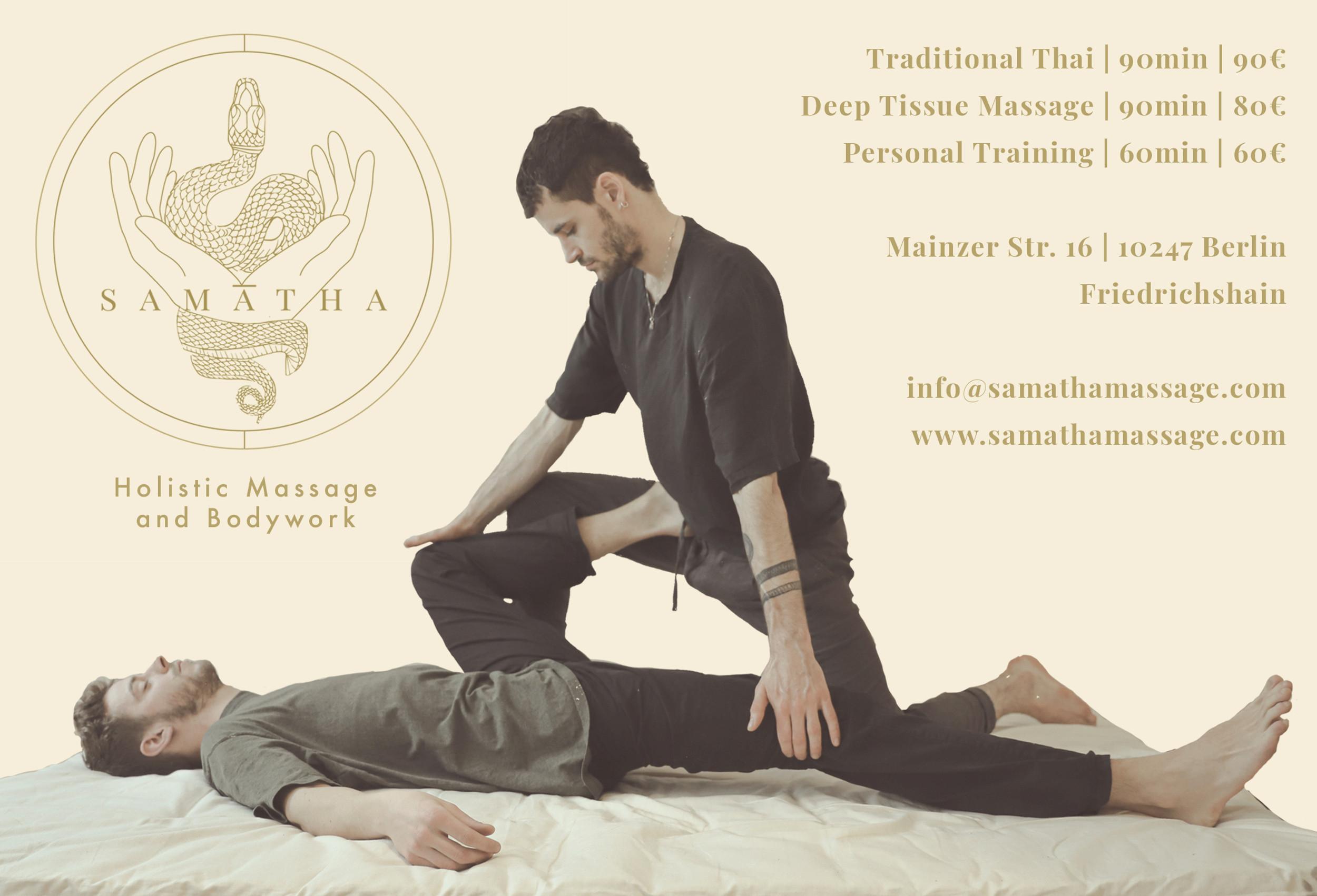 Massage berlin friedrichshain mobile Physiotherapie &