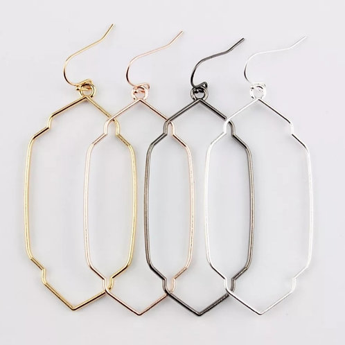 Gia-Our Geometric Hoop