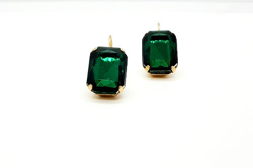 The Perfect Stud  - In Emerald Green
