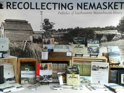20 YEARS OF RECOLLECTING NEMASKET: An Interview with the Middleboro Gazette