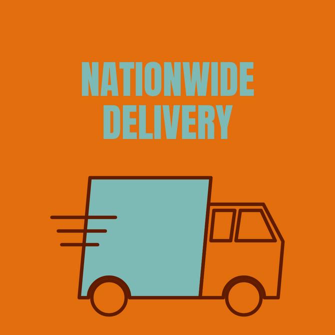 Delivering nationwide