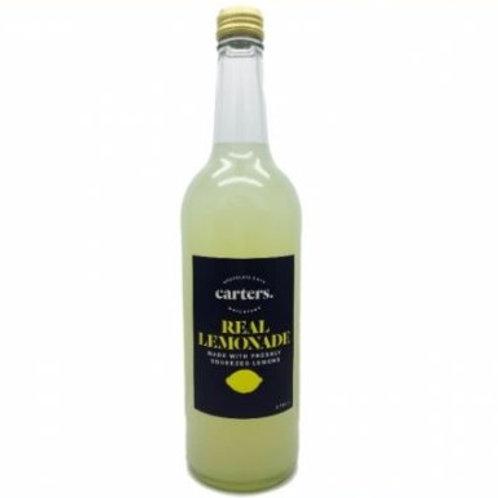 Carters Real Lemonade - 750ml