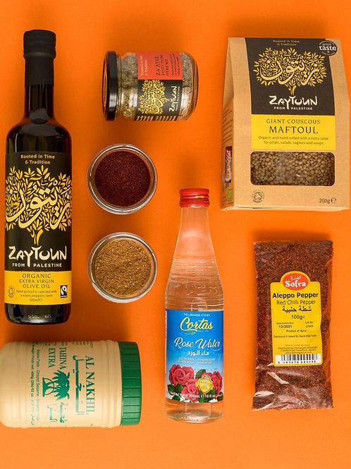 Middle Eastern Cooking starter kit