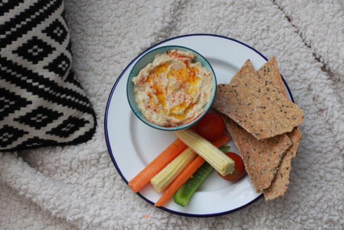 Recipe: Hummus Masabkha