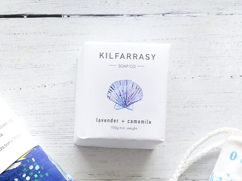 Kilfarassy Soap