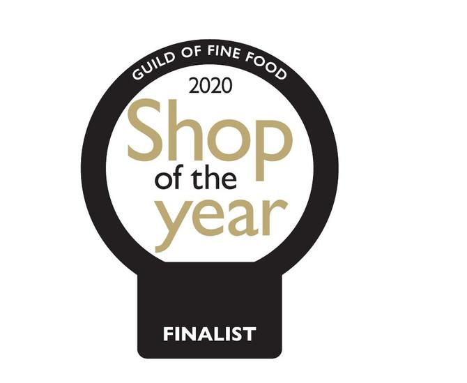Mezze named finalist in Shop of the Year 2020