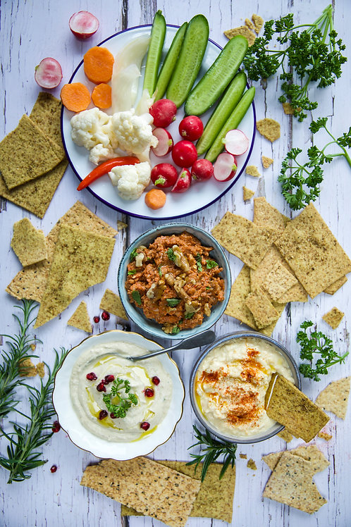 Nibbles & Natter - catering