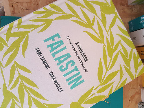 Falastin Cookbook by Tamimi & Wigley