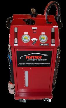 Power steering flush machine