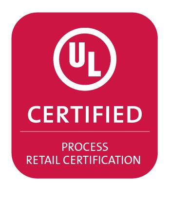 UL Process Retail Certification