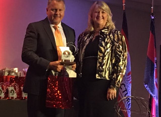 Legacy Accepts Domestic Growth Award