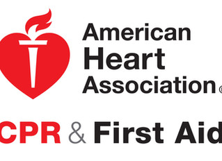Legacy, Investing in Life Saving Training - Heartsaver® First Aid CPR AED