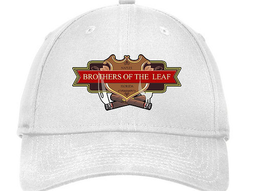 Brothers of the Leaf Adjustable Cap