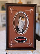 Cat Memorial Frame