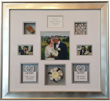 Wedding Collection frame