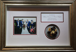 Parents weddig frame