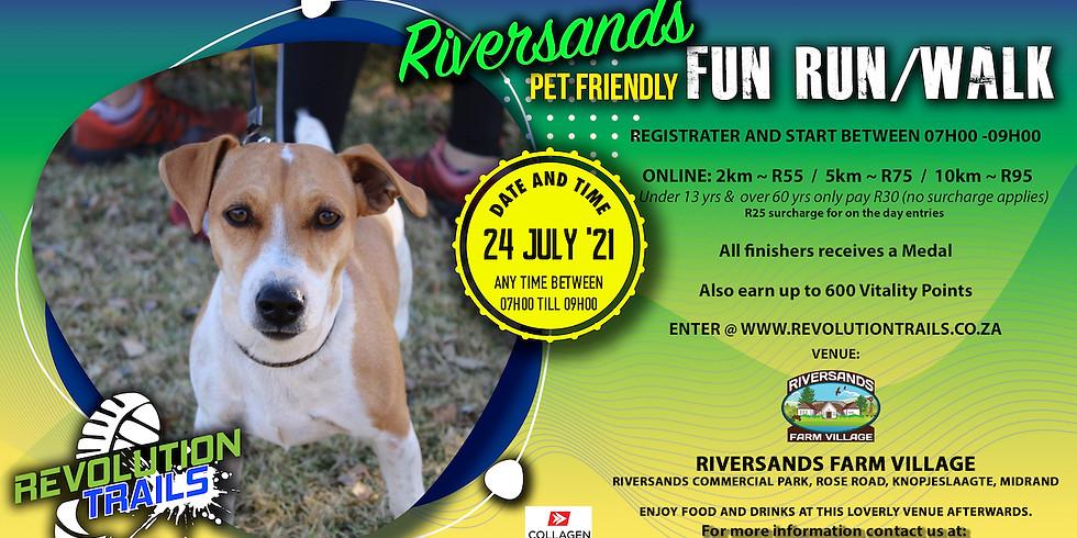 Riversands Fun Run/Walk
