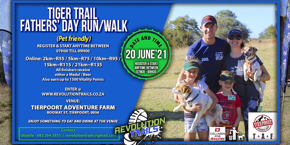 Tiger Trail Fathers' Day Run/Walk