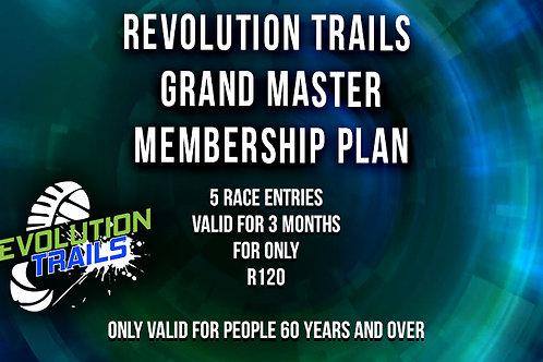 Grand Master Membership Plan