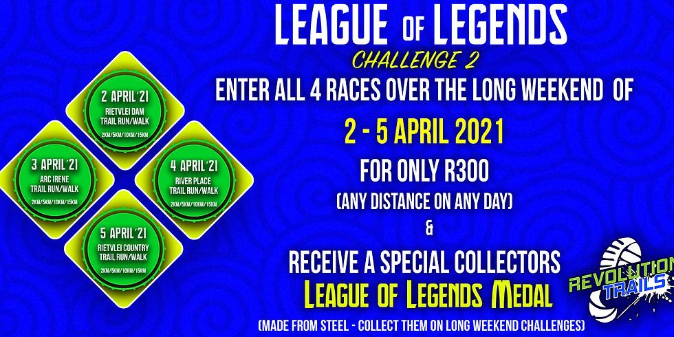League of Legends Challenge 2