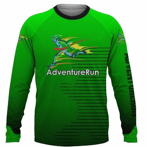 AdventureRun Long Sleeve T-Shirt - Green
