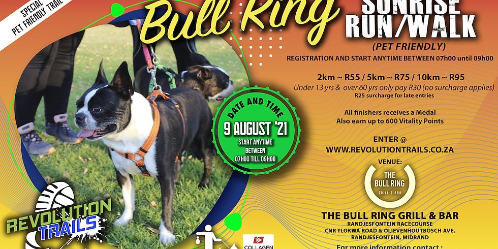 Bull Ring SunRise Run/Walk