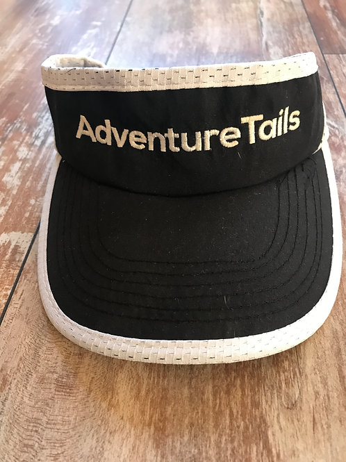 AdventureTails Visor - Black