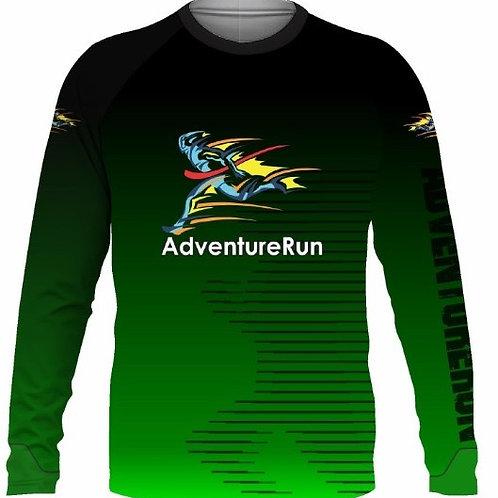 AdventureRun Long Sleeve T-Shirt - Black