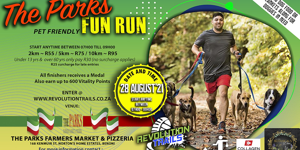 The Parks Fun Run/Walk
