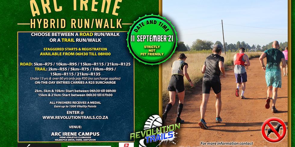 ARC Irene HYBRID Run/Walk