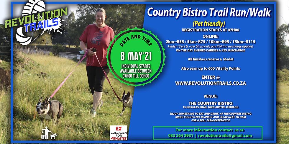 Country Bistro Trail Run/Walk