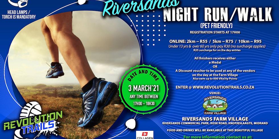 Riversands Night Run/Walk