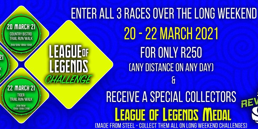 League of Legends Challenge