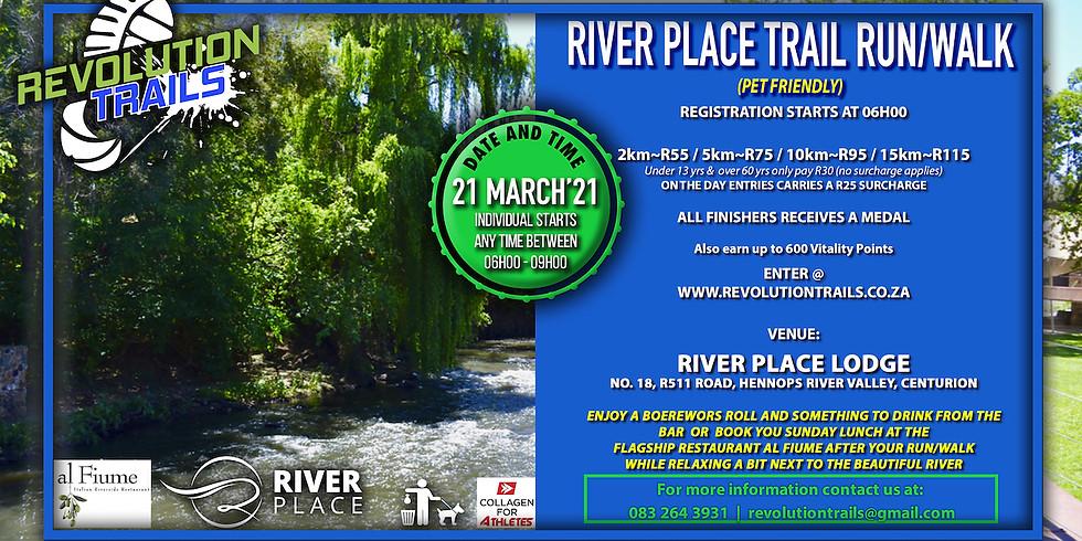 River Place Trail Run/Walk