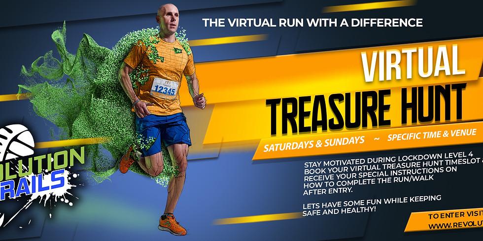 Centurion Virtual Treasure Hunt Run/Walk