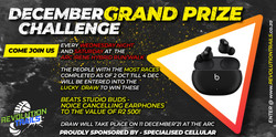 December grand prize