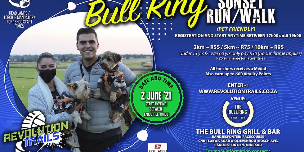 Bull Ring Sunset Run/Walk