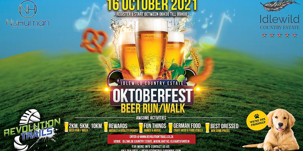 Oktoberfest Beer Run/Walk