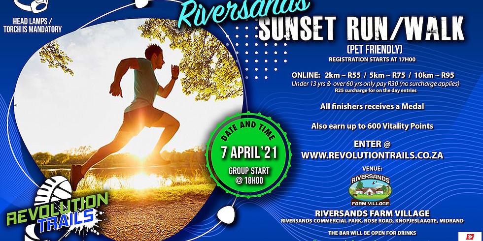 Riversands Sunset Run/Walk