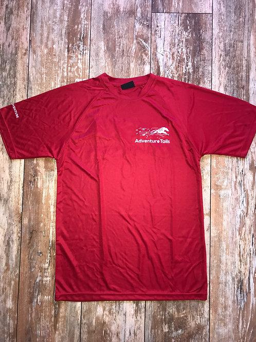 AdventureTails T-Shirt - Red