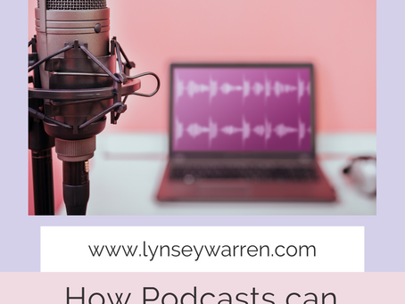 How Podcasts can Help your Handmade Business!