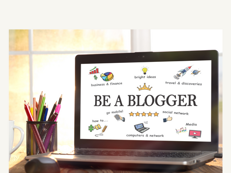 8 Reasons why your handmade business could benefit from a blog!