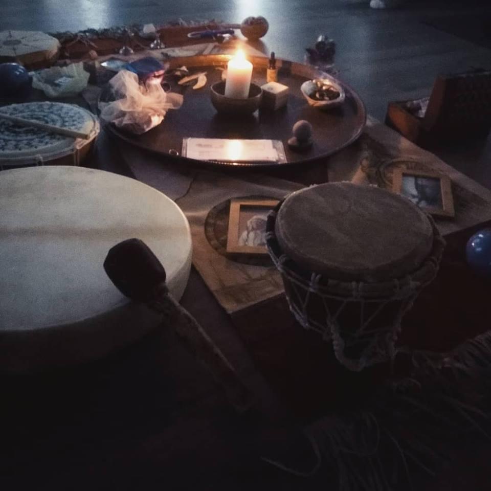 Incontro sciamanico