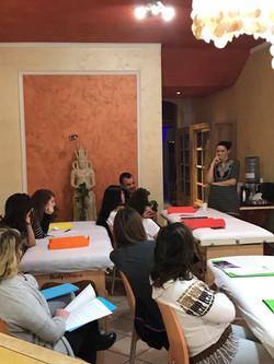 Corso Massaggio Primordiale