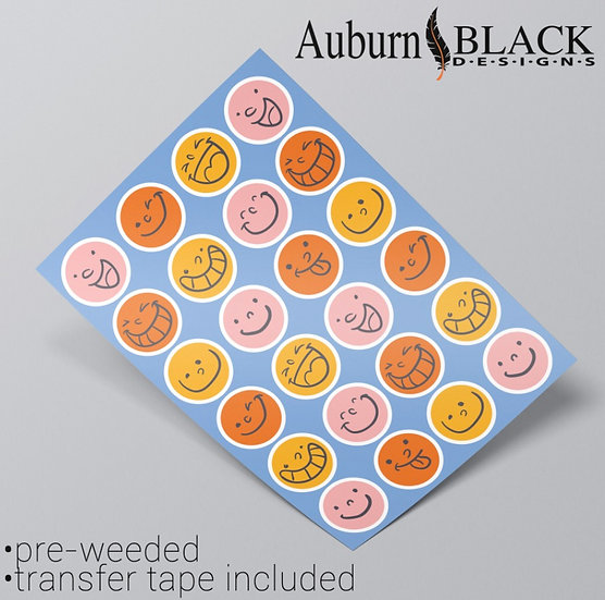 Smiler Stickers