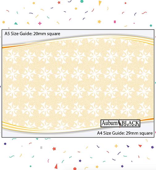 Snowflake Stickers Set 3