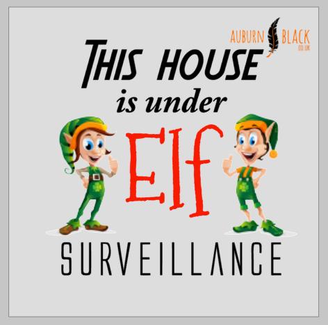 Colourful This house...elf surveillance